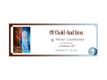 Of Gold and Iron by Nicki Chapelway