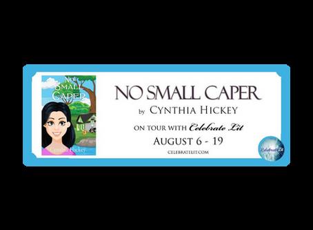 No Small Caper by Cynthia Hickey