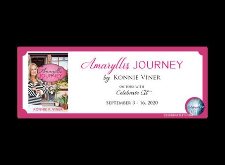 Amaryllis Journey by Konnie K. Viner