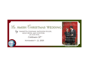 An Amish Christmas Wedding by Vannetta Chapman, Kathleen Fuller, Kelly Irvin, and Amy Clipston