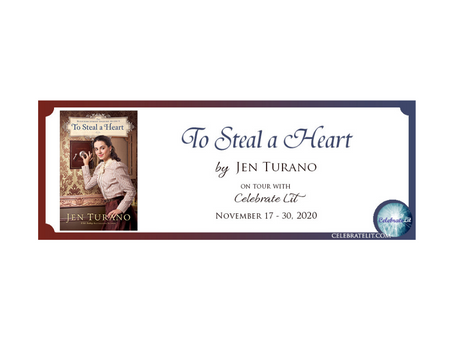 To Steal A Heart by Jen Turano