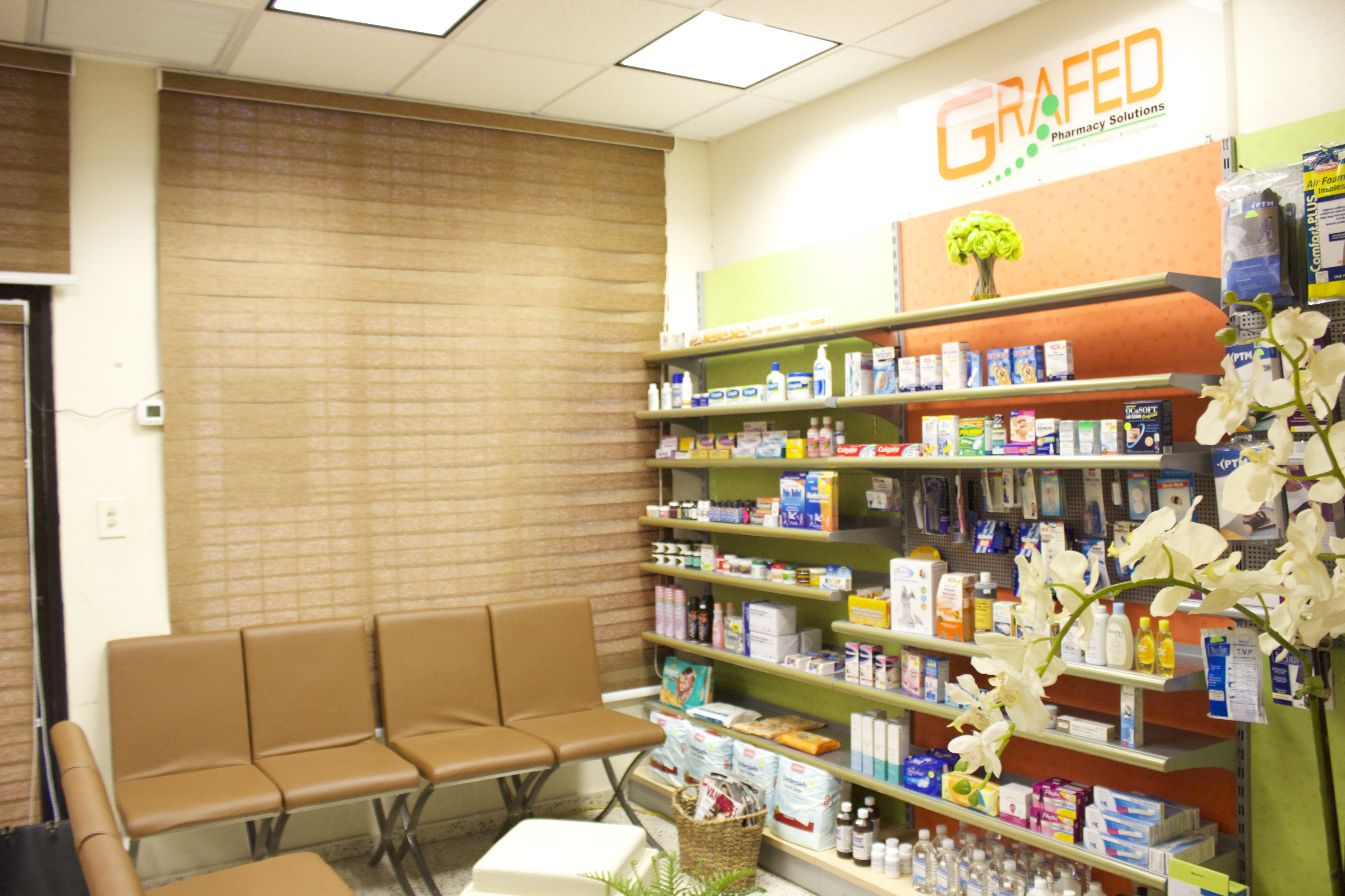 Farmacia Especializada Grafed