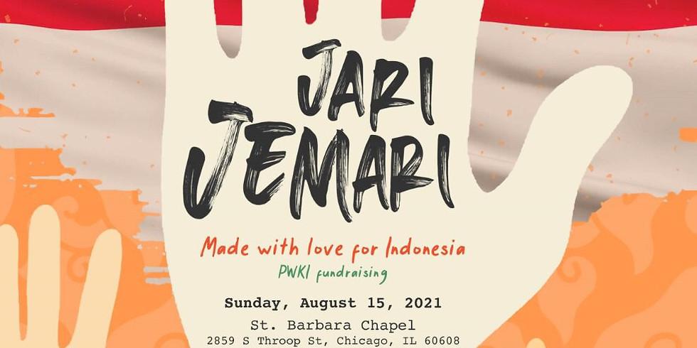 Jari Jemari - PWKI Fundraising
