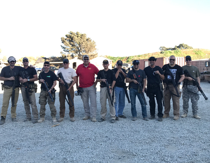 Low-Light Gunfighting w/Dan Gray