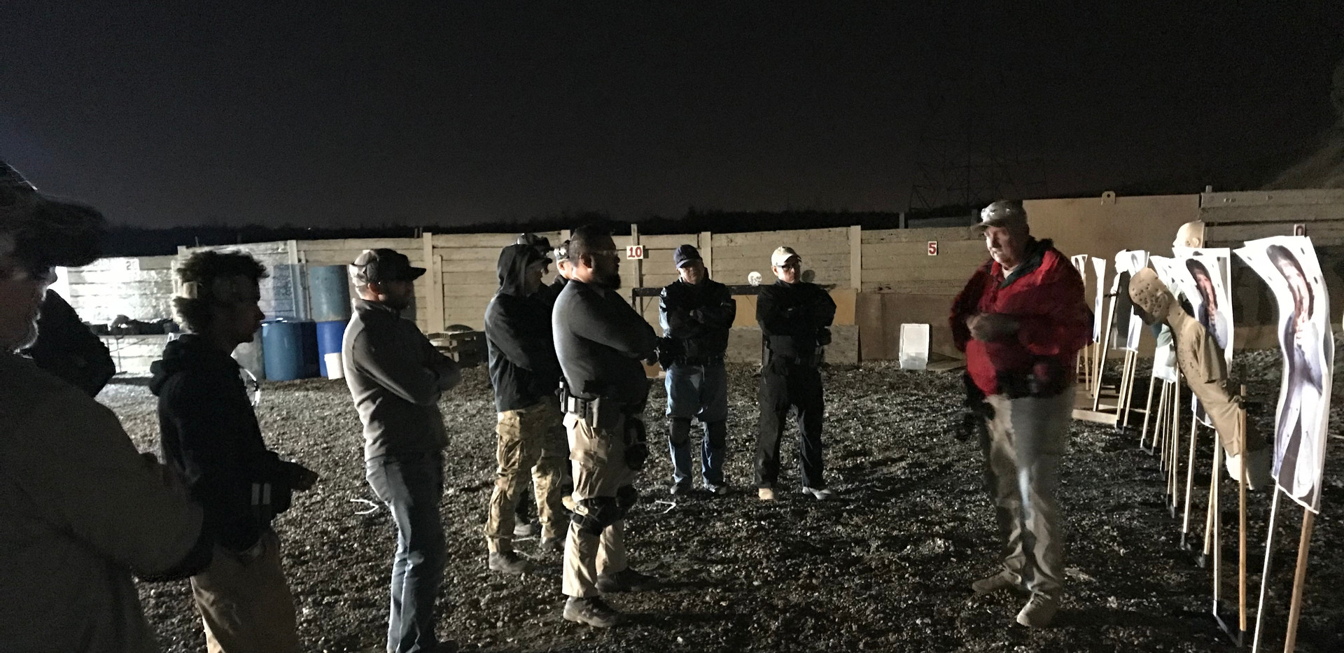 Dan Gray at Low-Light Gunfighting