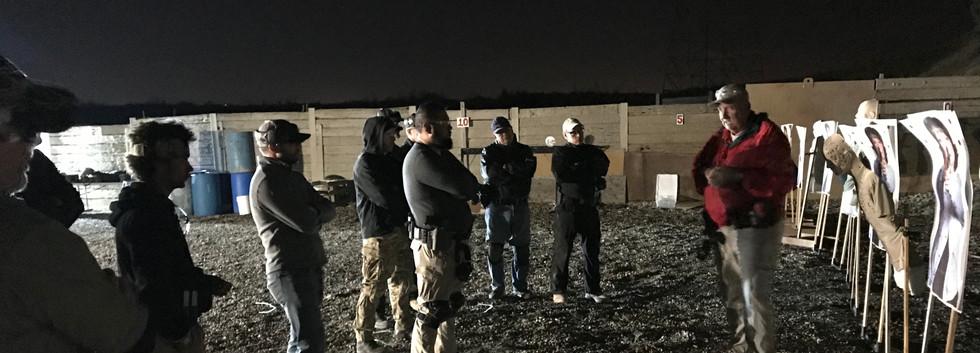 Dan Gray at Low-Light Gunfighting