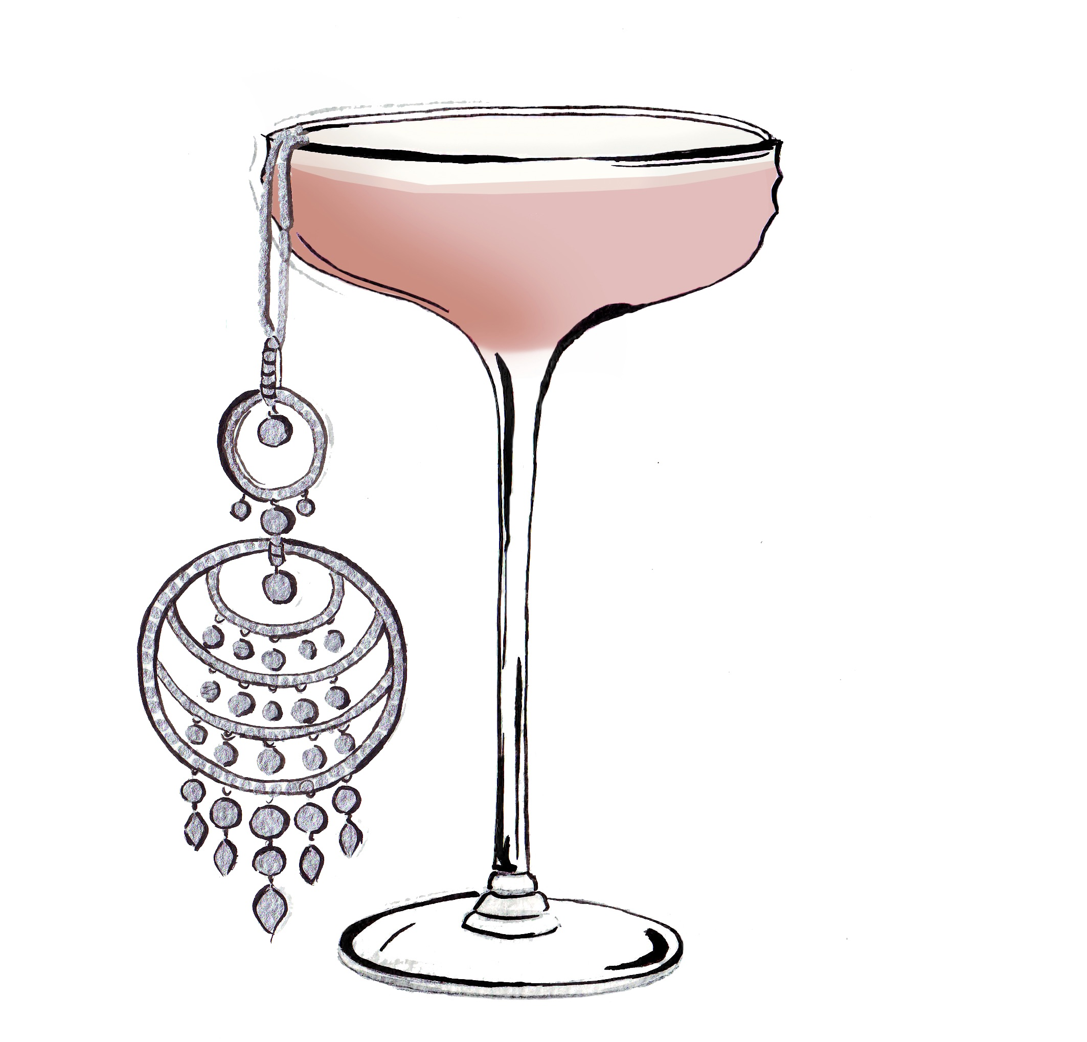 Cocktail glass and earing copy.jpg