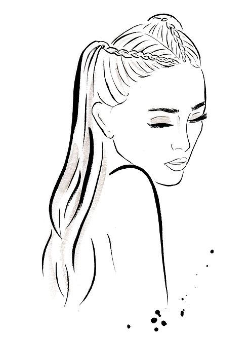 Coachella Hair