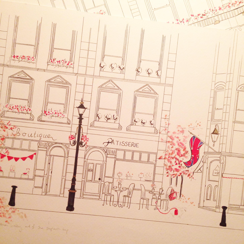 Where London illustration