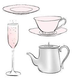 Afternoon Tea Details