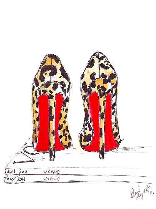 Louboutin Obsession