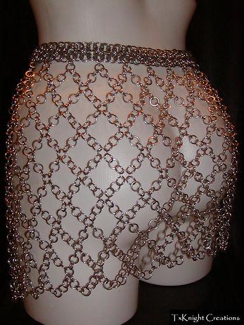 TxKnight Creations Open Skirt