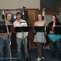 Doing a cast recording