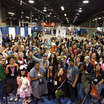 ACEN Loves ME! (ok. they love all of us) But seriously, what a wonderful crowd, I spoke to as many people as I could and appreciate the hugs and the gifts