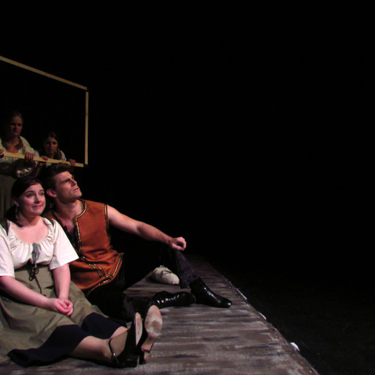 Everybody's Got The Plague book, music & lyrics by Zachary Bernstein directed by Guy Picot
