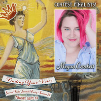 Finalist promo for the Finding Your Voice competition