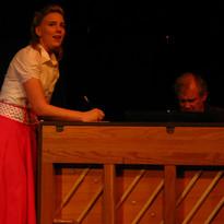 Seaman! The Musical! written by Joe Jordan and directed by Kiff School