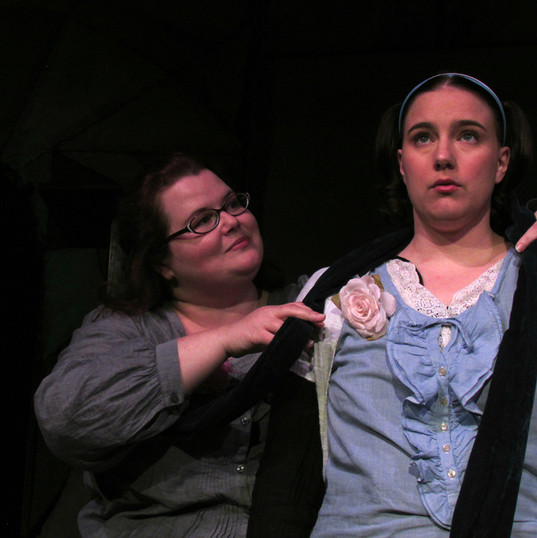 CULT CUTS written by Sarah McKinley Oakes directed by Alicia Conway