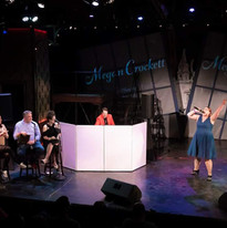 singing Don't Rain on My Parade for the Finding Your Voice Competion