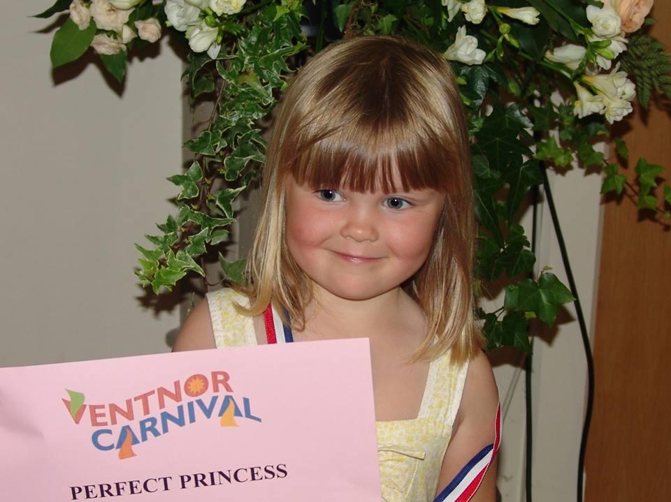 Perfect Princess 3rd Place