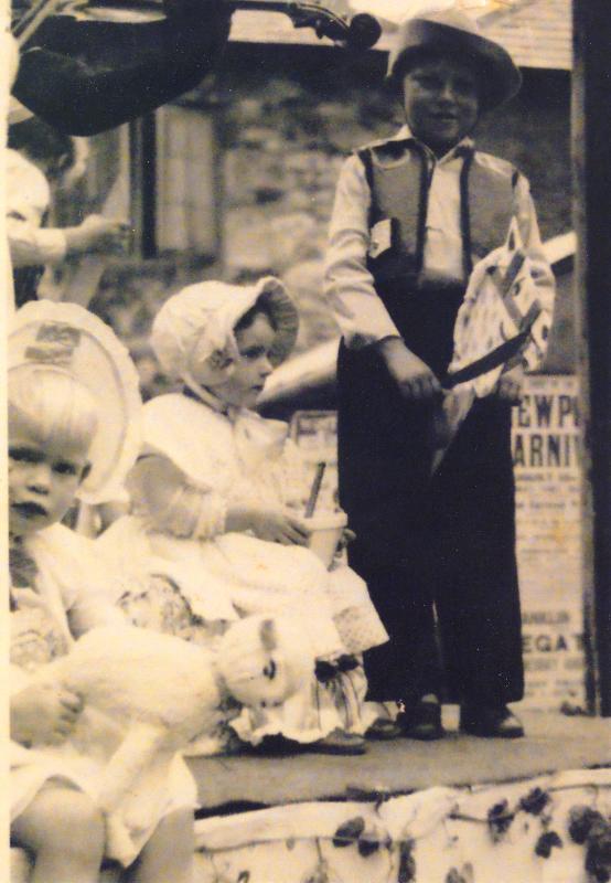 Ventnor Carnival 1952 or 1953