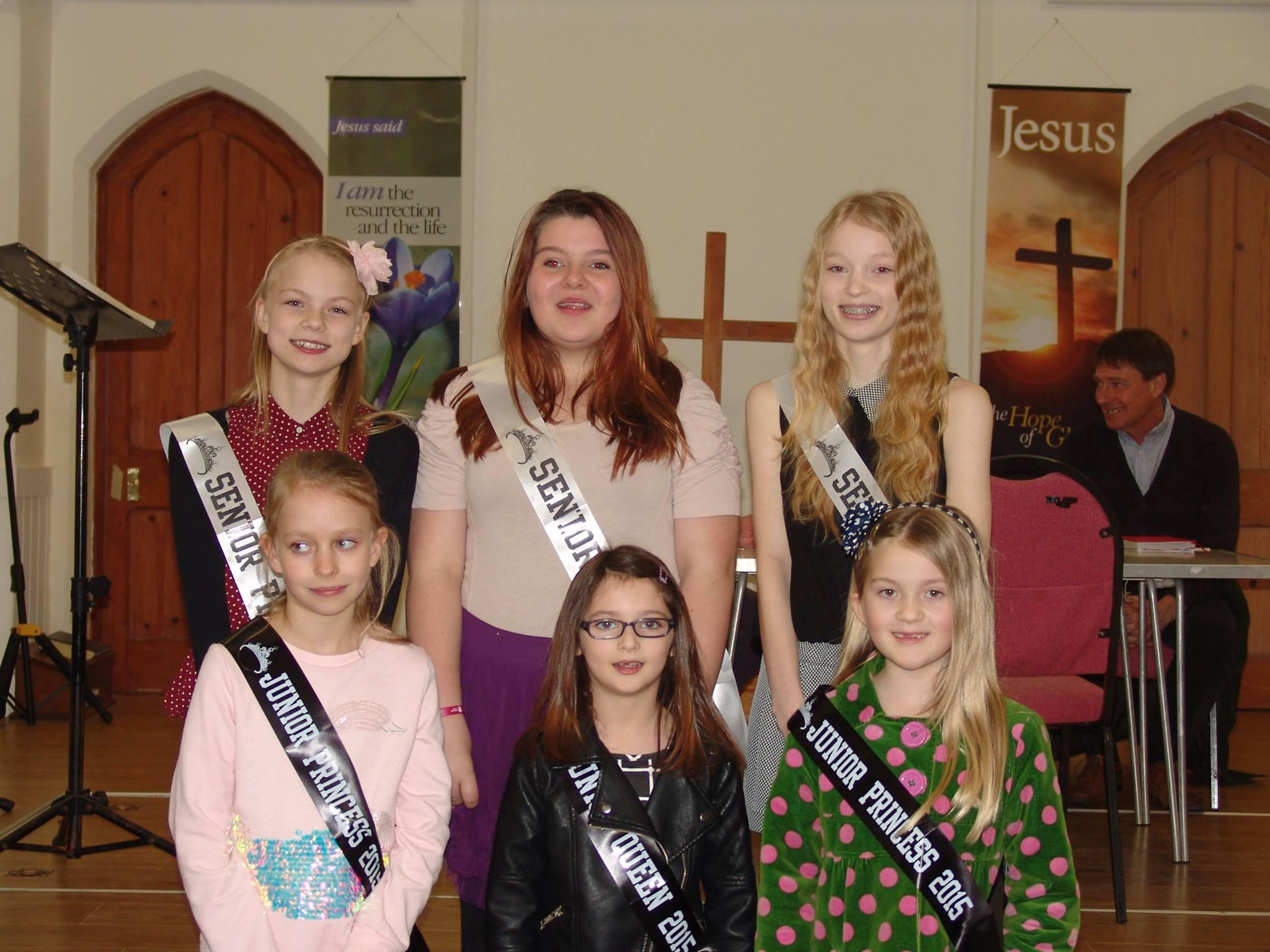 Ventnor Queens and Princesses