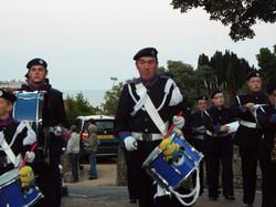 Wight Diamonds Marching Band