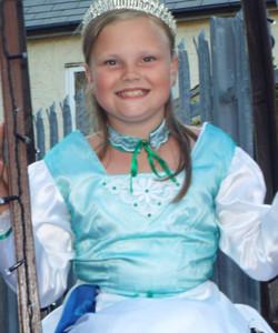Junior Princess- Katie Barthorpe