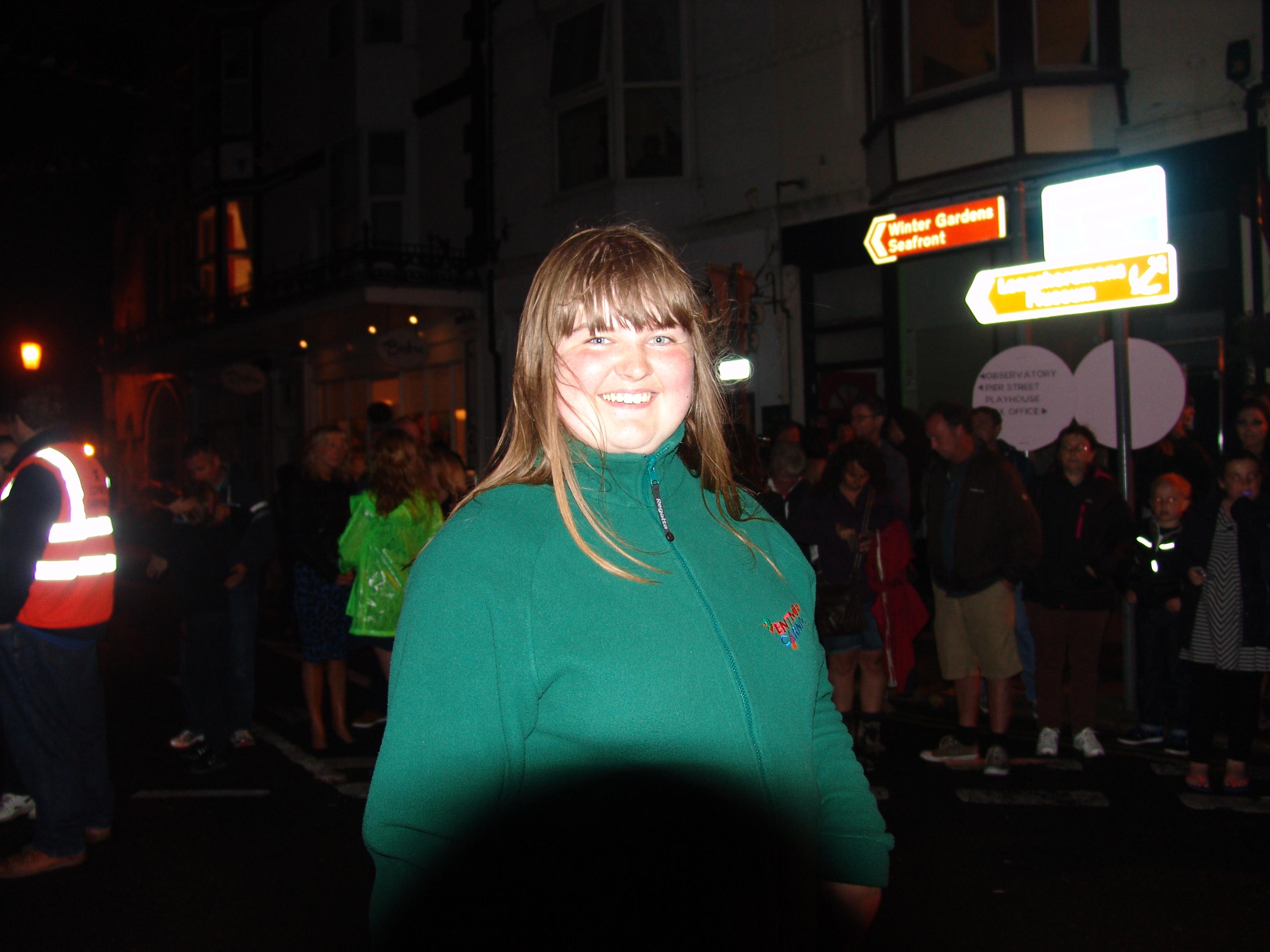 Shania- Carnival committee member