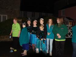Ventnor Carnival team