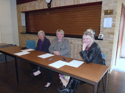Judges for Queens Selection