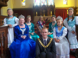 Ventnor  Queens and the major