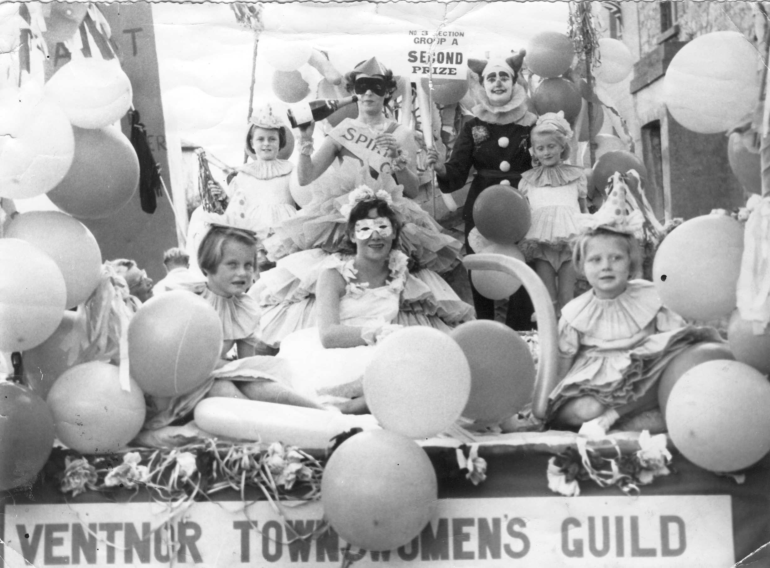 Ventnor Carnival 1957