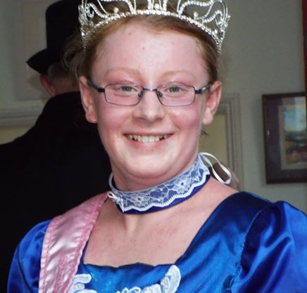 Eloise Preston- Ventnor Senior Queen