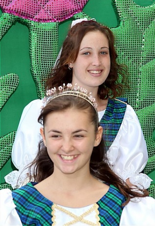 Ventnor Senior Queen and Princess