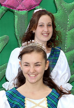 Ventnor Senior Queen and Princess