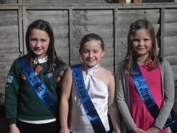 Junior Queen and Princesses