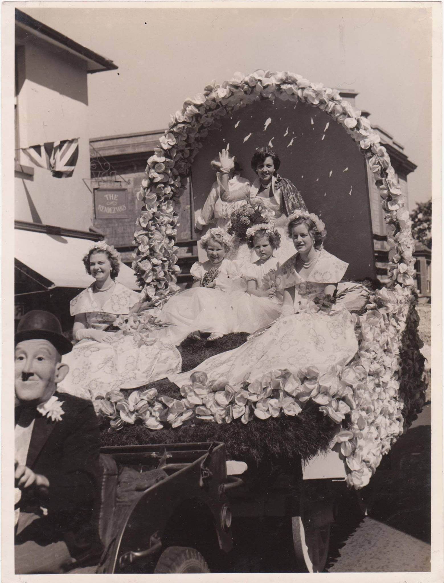 Ventnor Carnival 1953