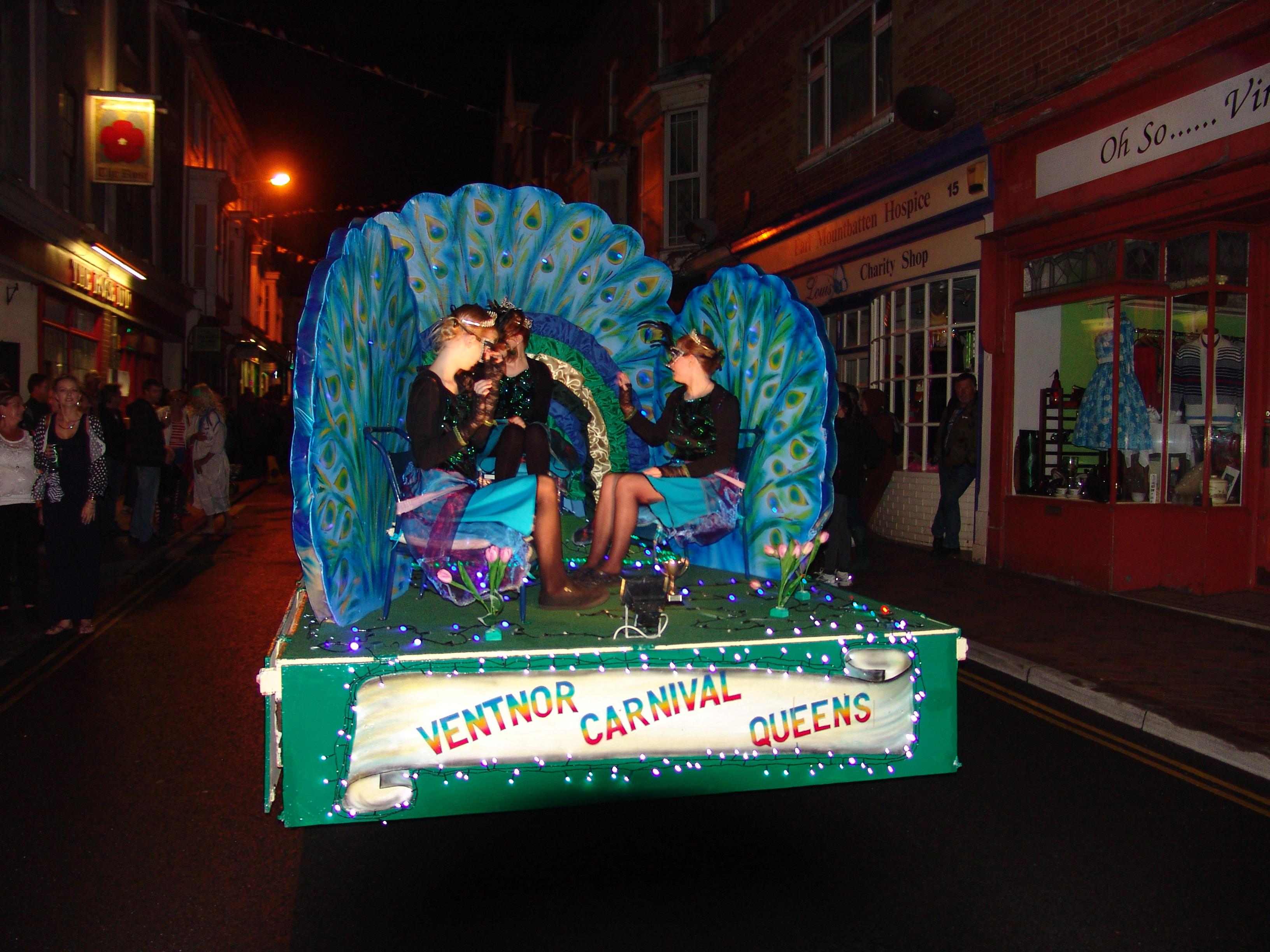 Ventnor Carnival Queens
