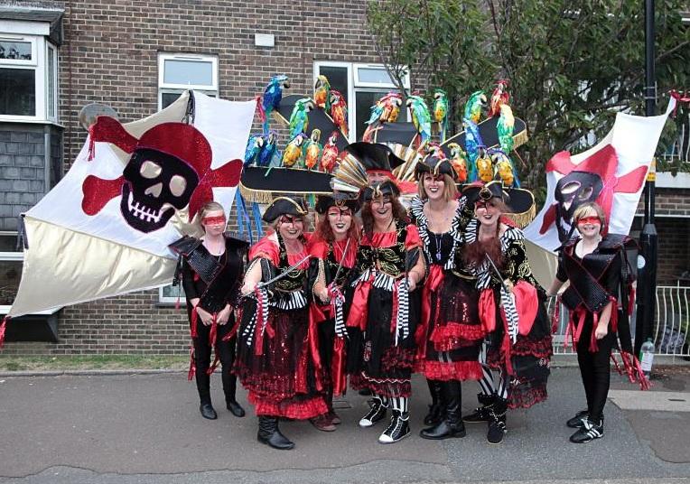 Mas Fusion Pirates