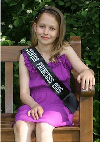 Abegael- Junior Princess