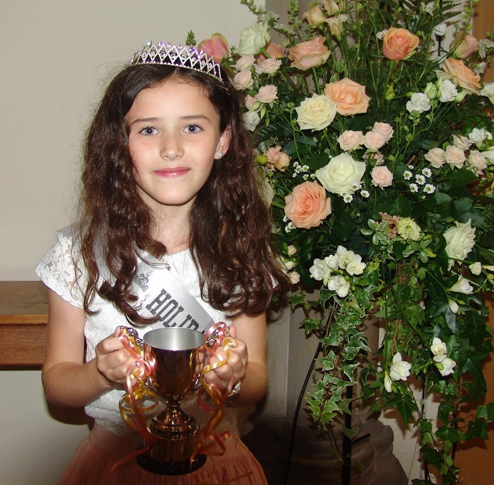 Holiday Princess Winner