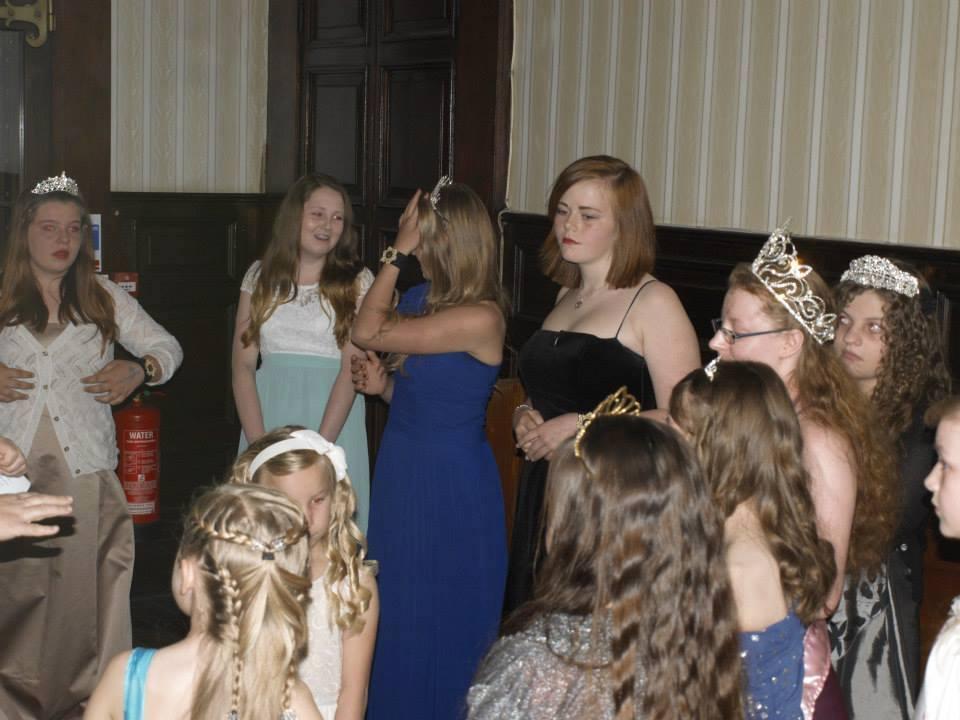 Queens gathering