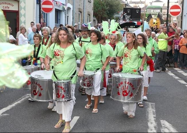 Raw Samba