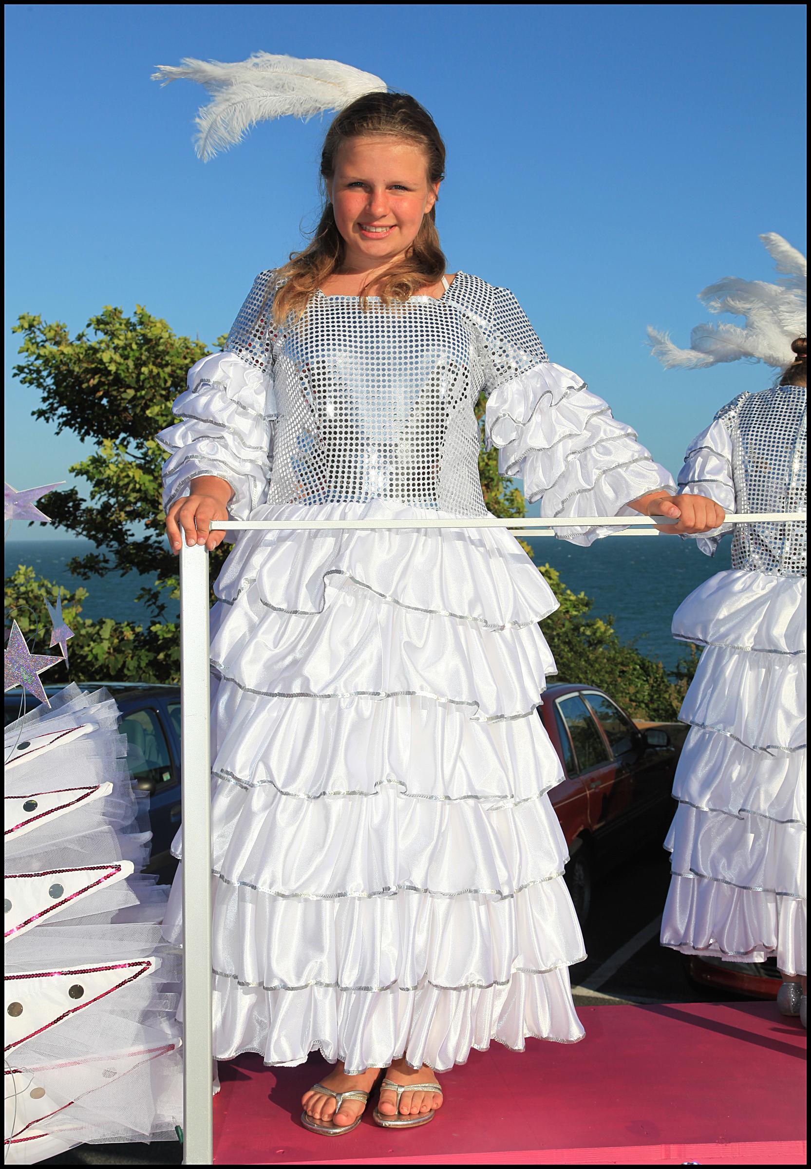 Maddie- Senior Queen
