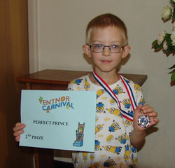 Perfect Prince- 2nd Place