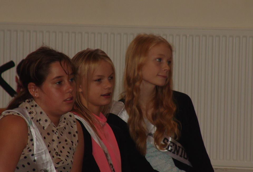 Ventnor Senior Queen and Princesses