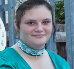 Senior Princess- Kathleen Keywood