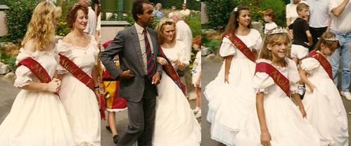1989 Carnival Queens