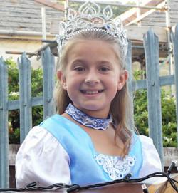 Ventnor Junior Queen- Bailey Sard